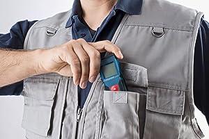 Bosch professional laser entfernungsmesser glm aaa