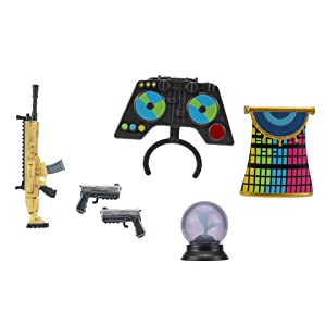 fortnite;collectibles;figures;toys;playsets;harvesting tool;pick axe;game accurate;epic games