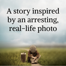 A story inspired by an arresting, real-life photo