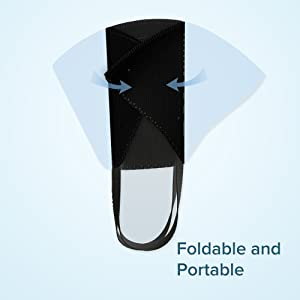 Foldable & Portable