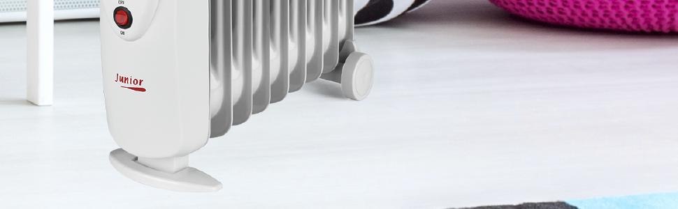 Orbegozo RO 1210 C – Radiador de aceite mini, potencia de 1200 W ...