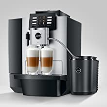 Jura, Cool, Control, Milk, frother, automatic