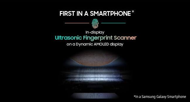 In-display Ultrasonic Fingerprint Scanner