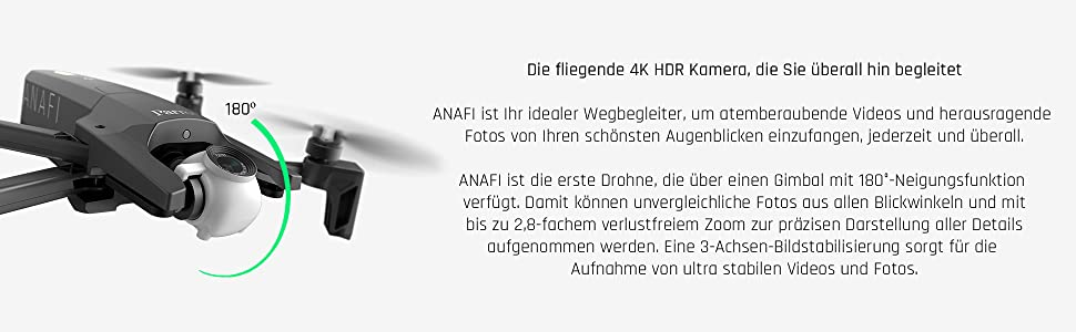 ANAFI ανοξείδωτο 180 °