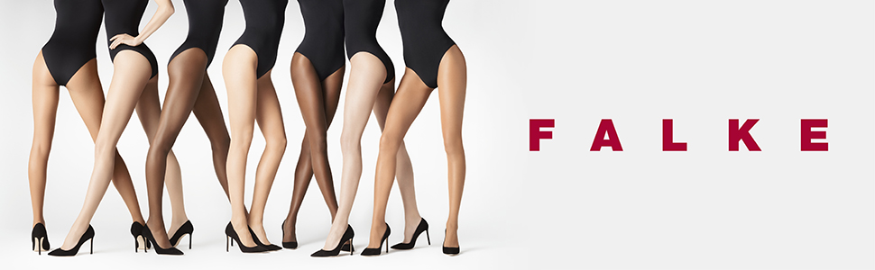9d2dc91dd FALKE Women Shelina 12 denier tights - 1 pair, Sizes S-XL, multiple  colours, polyamide mix - 12 denier matt sheer tights, invisible effect