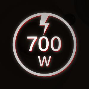 Orbegozo MI 2021 - Microondas con 20 litros de capacidad, 6 niveles de funcionamiento, temporizador hasta 30 minutos, 700 W de potencia