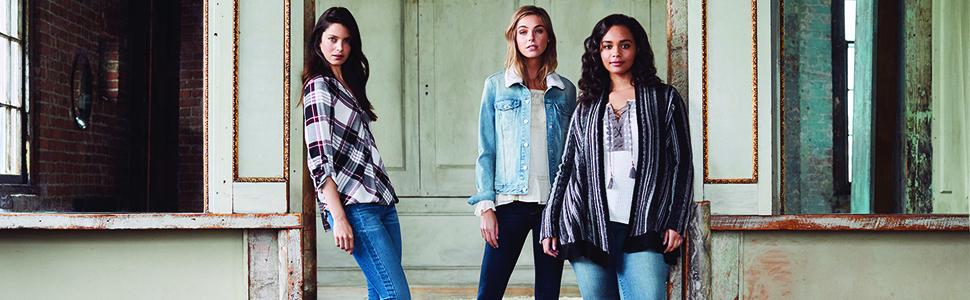 VAB; vintage america blues; wonderland slim straight; jeans for women; women's jeans