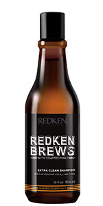 redken brews shampoo shampoo for men mens shampoo