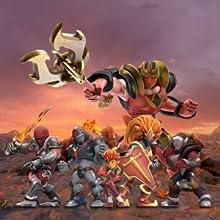 Giochi Preziosi- Gormiti Personaggi Giganti Lord Keyron