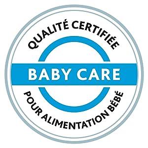 100 % de sécurité pour les bébés