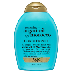 ogx conditioner haircare hair care best dry hair softens hair conditioning smooth argan oil morocco