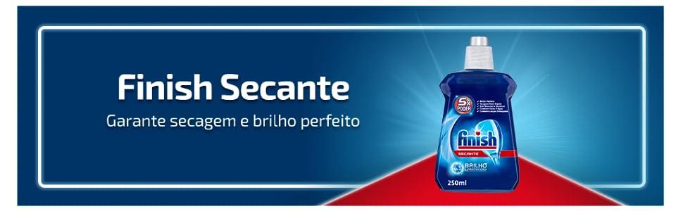 Finish Secante