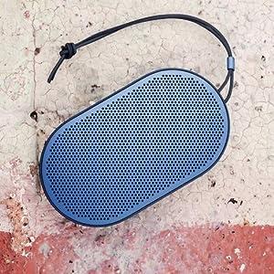 Beoplay P2, B&O PLAY, portable speaker, portable Bluetooth speaker, wireless speakers