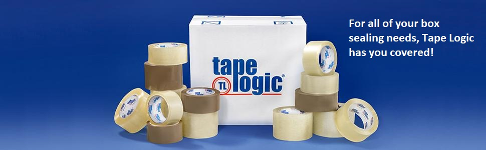 Tape Logic has a solution for all of your shipping needs