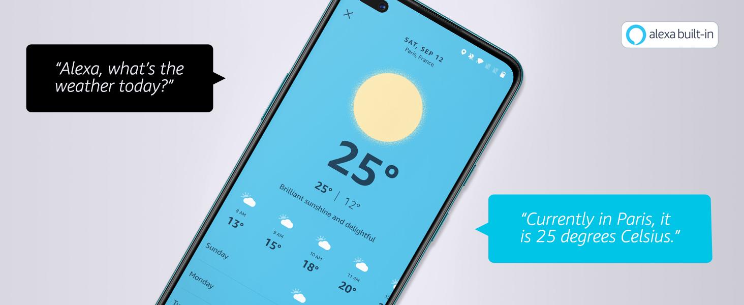 OnePlus, OnePlus Nord, 1+, 1+ Nord, Smartphone, Alexa