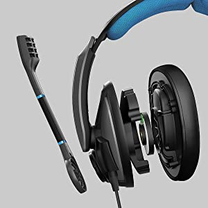 """GSP 300 Best """"all round"""" gaming headset"""