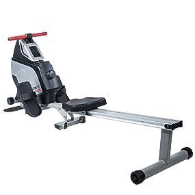 Ultrasport Drafter 600 Aparato de remo, máquina de remo con ...