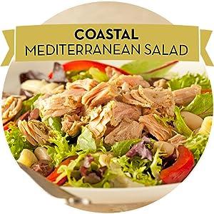 Coastal Mediterranean Salad