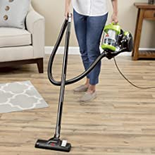 bisell; bissell; canister vacuum; cylinder vacuum; vacuum cleaner