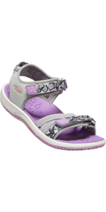 kid's verano open toe water casual sandal lightweight breathable summer camp option ouside play