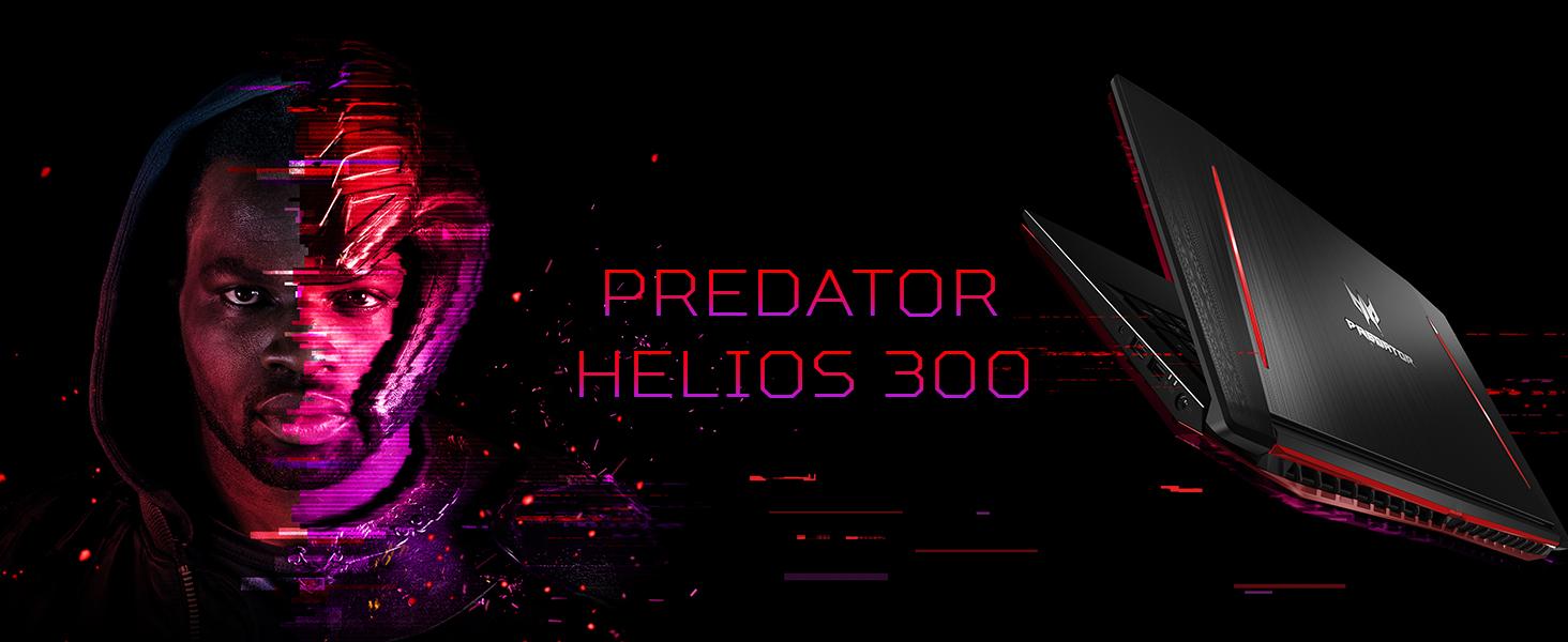 """Acer Predator Helios 300 15.6"""""""
