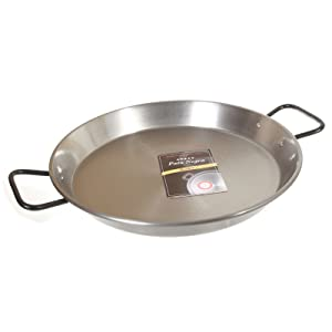 18-inch Pata Negra Paella Pan (45 cm)