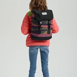 b106dff171c808 Amazon.com: Burton Youth Tinder Backpack, Beach Stripe Print: Sports ...