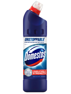 Domestos Original Bleach 750ml Amazon Co Uk Business