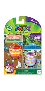 Rockit Twist 2 Pack: Penelope Penguin Pet Detective & Animals, Animals, Animals