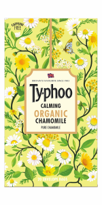 chamomile herbal typhoo