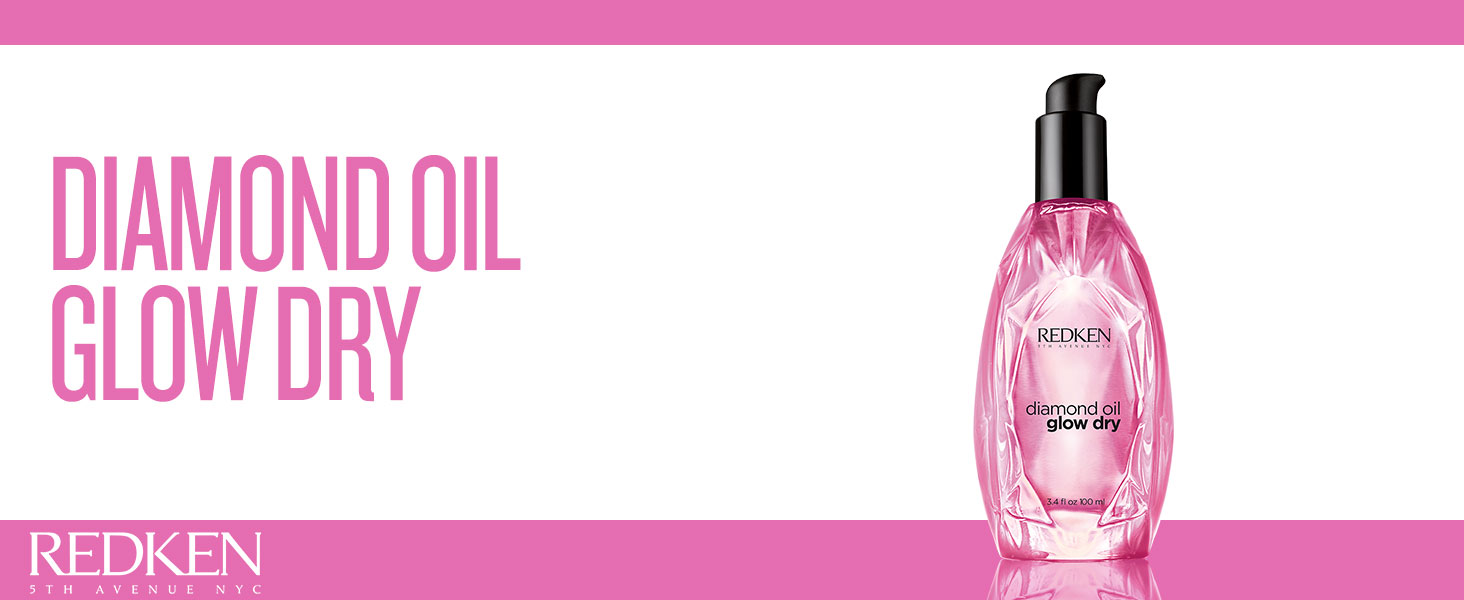 Style Enhancing Oil Adds Shine & Protects From Heat Damage