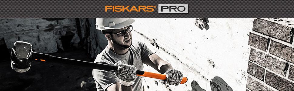 Fiskars 750620-1001 IsoCore 10 lb Sledge Hammer, 36 Inch