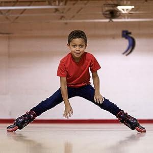 Healthy skating