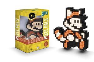 Amazon Com Pdp Pixel Pals Nintendo Super Mario Bros 3 Raccoon
