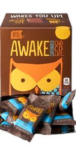 AWAKE Chocolate Caramel Bites 50ct · AWAKE Chocolate Milk Bites 50ct · AWAKE Chocolate Caramel Bars 12ct · AWAKE Chocolate Milk Bars 12ct ...