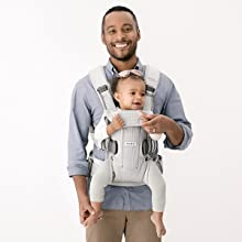 Babybjörn Baby Carrier One Air 3d Mesh Anthracite 2018 Edition