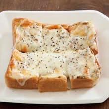 イギリス風チーズトースト