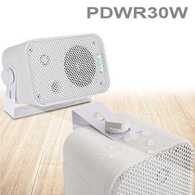 Pyle Home Pdwr30b 3 5 Inch Indoor Outdoor Waterproof
