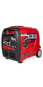 A-iPower SUA4000i 4000 Watt Portable Inverter Generator