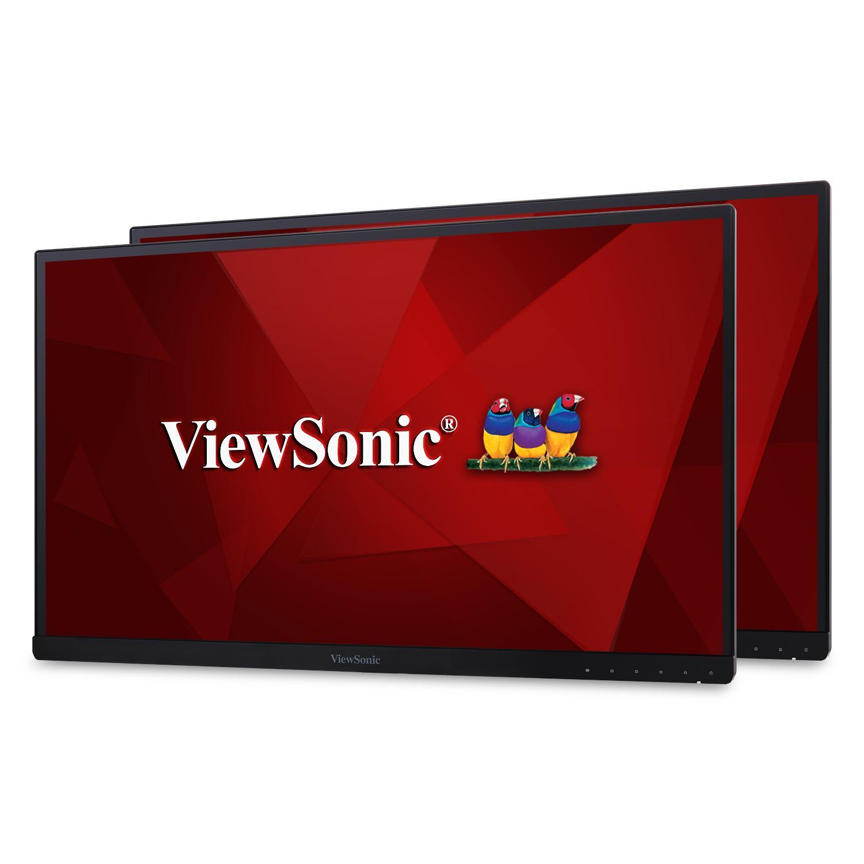 amazoncom viewsonic vg2753h2 27quot dual pack headonly