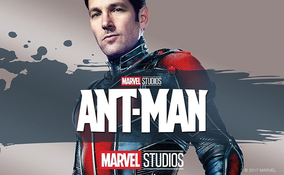 Ant-Man Keystone Art