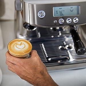 bean to cup espresso machine