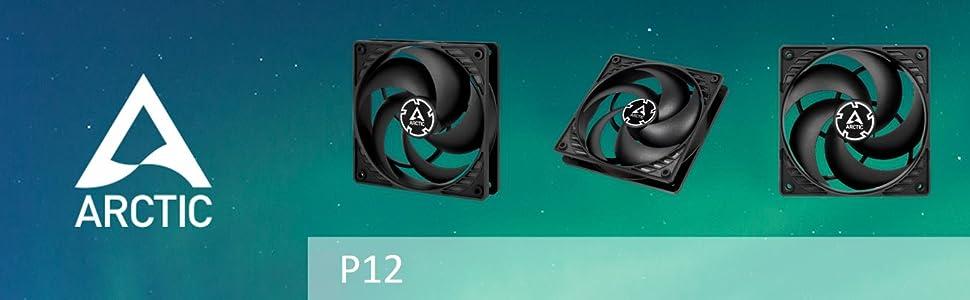 Arctic P12 case fan