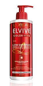 Low Poo, capelli, shampoo, crema lavante, co-washing, Elvive, shampi, sciampo, sciampi, crema,