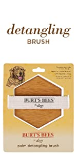 Burts Bees, Dogs, Puppy, Grooming, Tools, Combs, Brushes, Flea, Organic, Natural