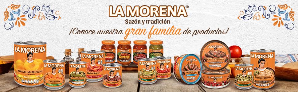Conoce nuestra gran familia de productos