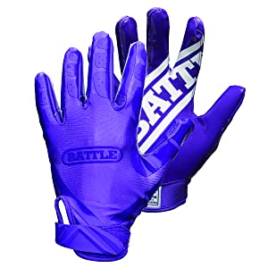 Battle Double Threat Receiver's Gloves