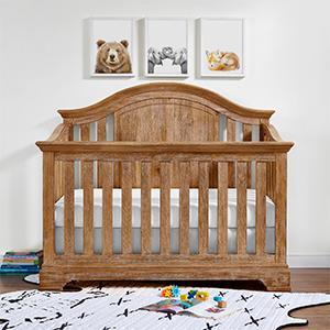 Amazon.com : Baby Relax Macy 4-in-1 Convertible Crib ...