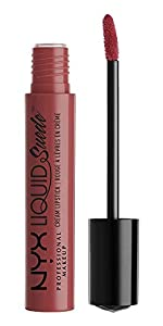 NYX Professional Makeup Suede Matte Liquid Lipstick