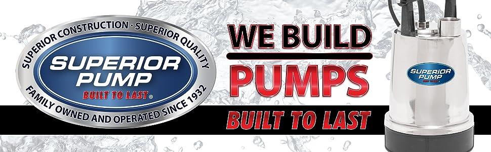 Superior Pump - We Build Pumps - 91392